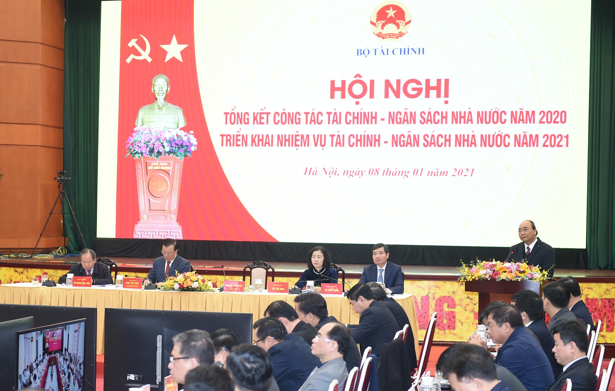 Quang cảnh hội nghị đầu cầu Hà Nội. Ảnh: VGP/Quang Hiếu