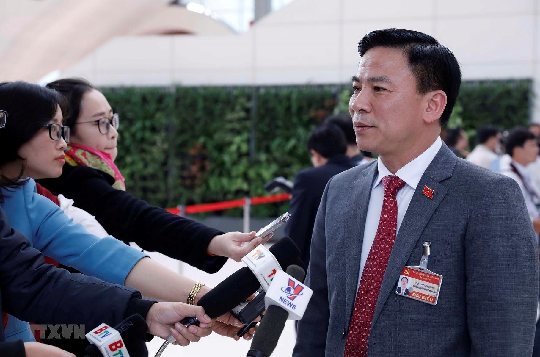 Tin chắc Việt Nam sẽ trở thành một nước phồn vinh và hạnh phúc