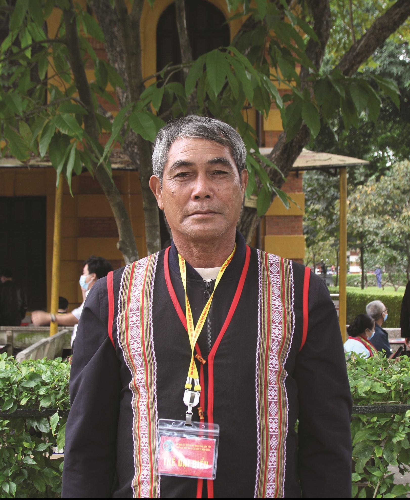 Ông A Prưih.