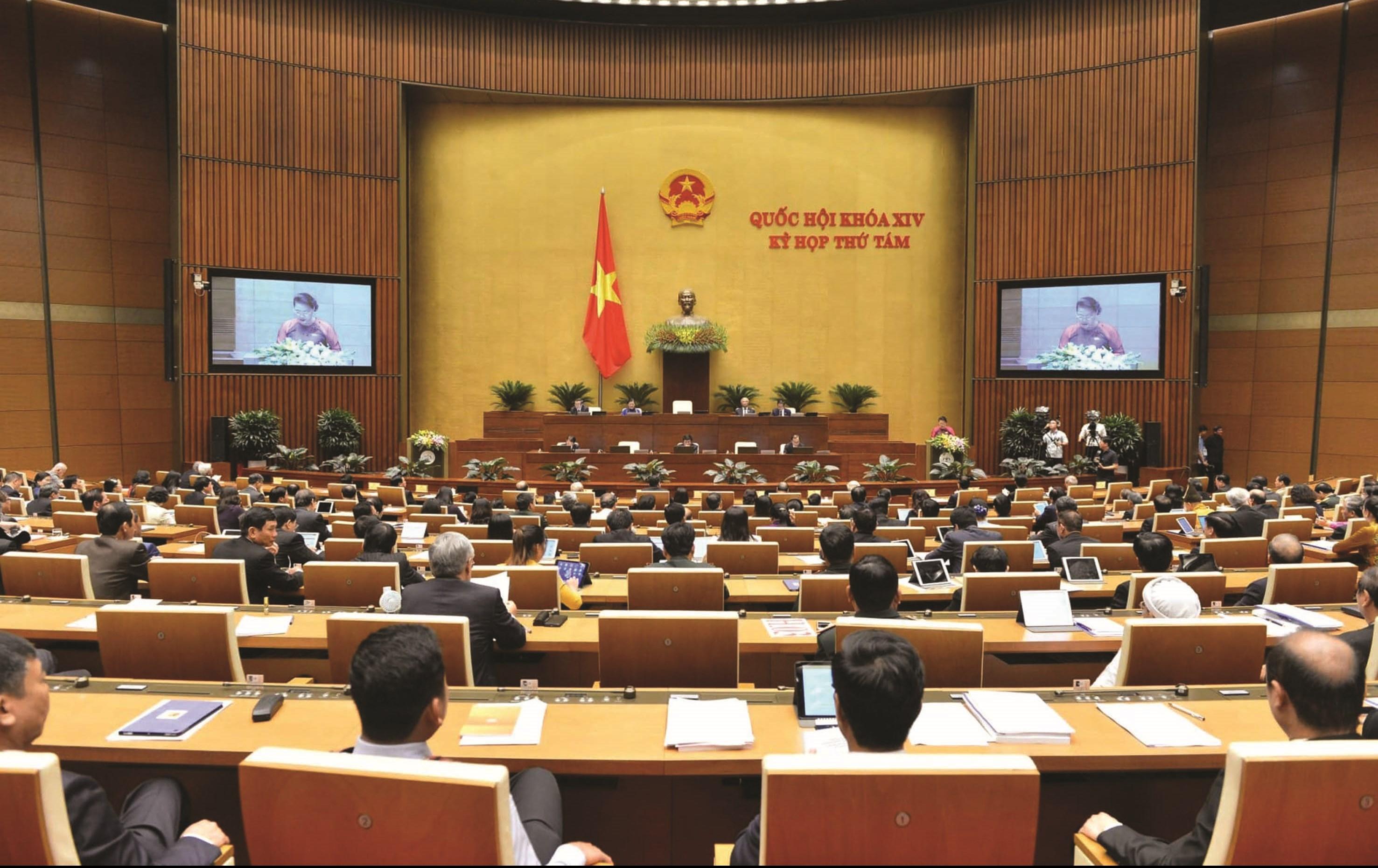 Quốc hội khóa XIV đã thể hiện quyết sách đặc biệt về công tác dân tộc.