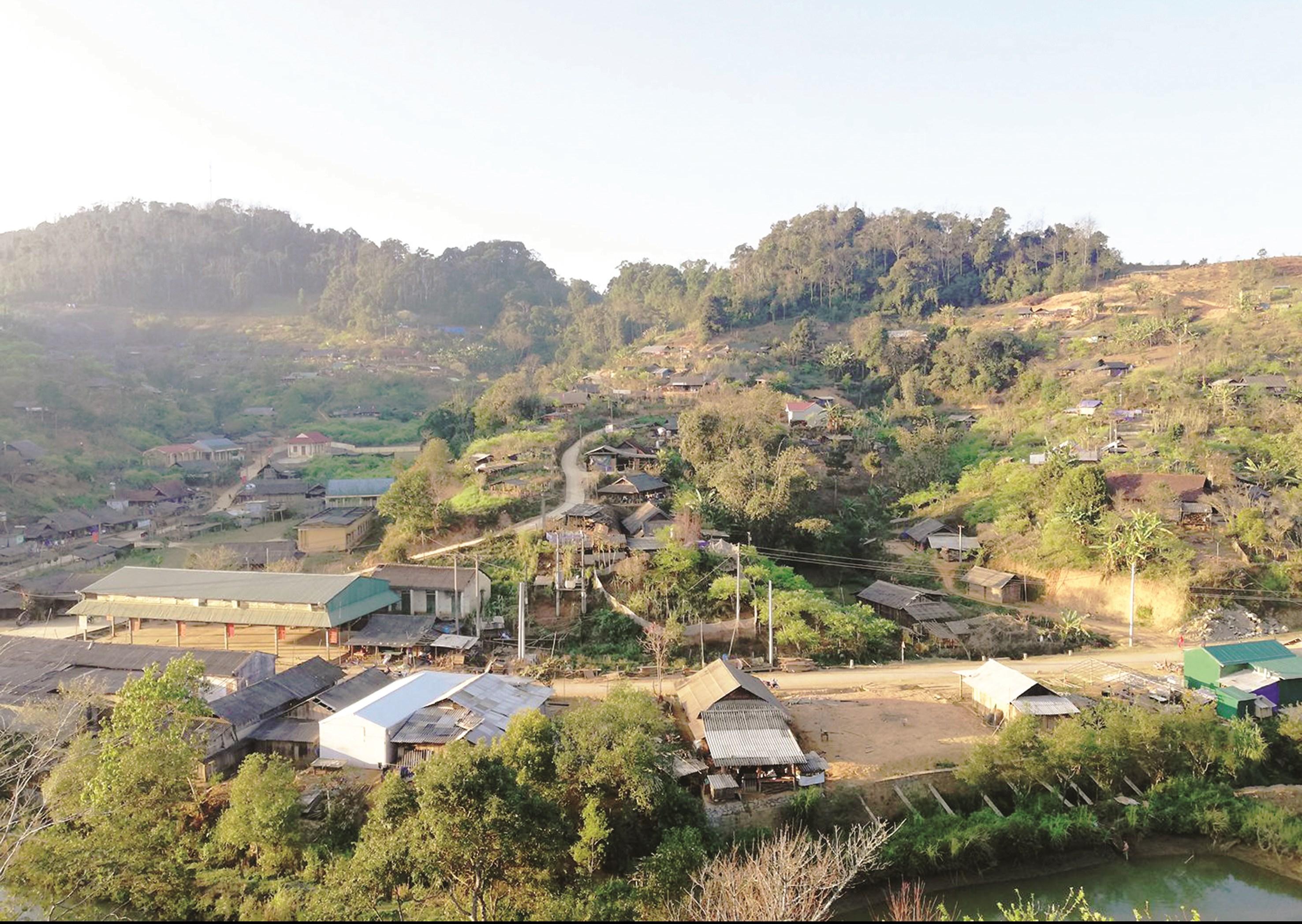 Xã Phiêng Khoài, huyện Yên Châu (Sơn La) hôm nay