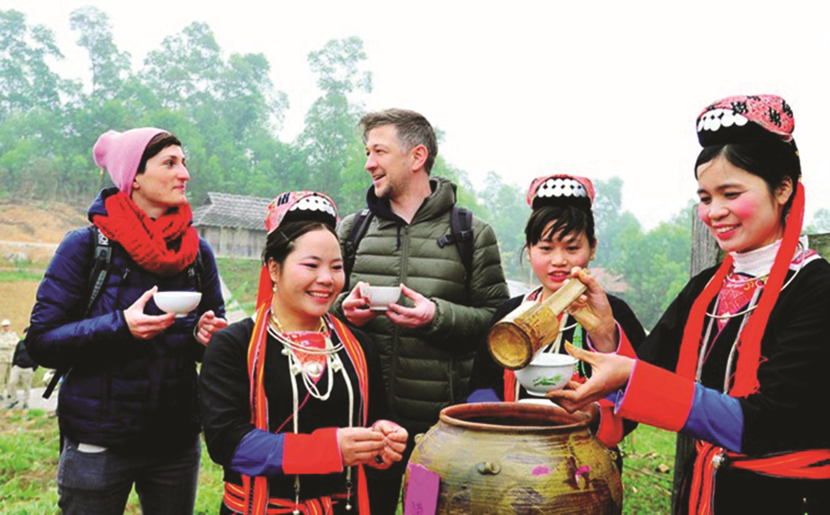 Việt Nam ngày càng trở thành một trong những điểm đến thu hút khách du lịch