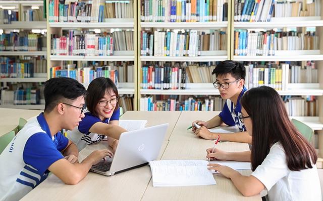 Sinh viên Đại học Quốc gia Hà Nội (Ảnh minh họa)