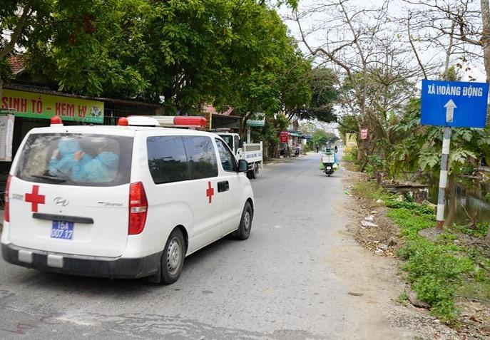 Xã Hoàng Động, huyện Thủy Nguyên, Hải Phòng