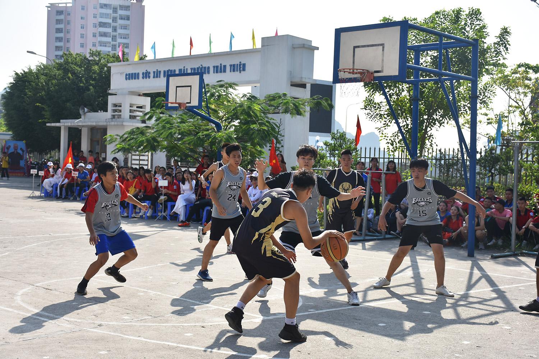 Phong trào rèn luyện thể thao nâng cao sức khoẻ được nhân rộng tại các trường học