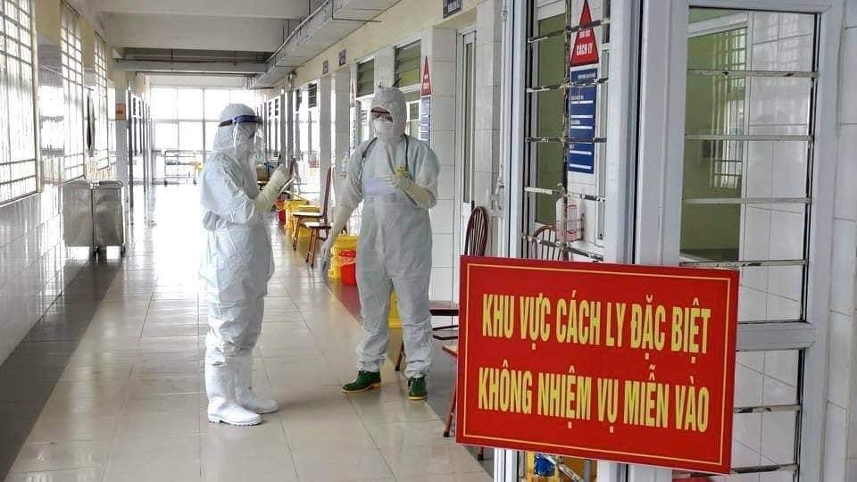 Chiều 23/2, có thêm 6 ca mắc COVID-19 tại Quảng Ninh và Hải Dương