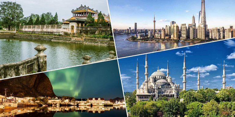 Du lịch ảo mang đến cho du khách cơ hội thưởng ngoạn khắp thế gian (Ảnh sưu tầm)