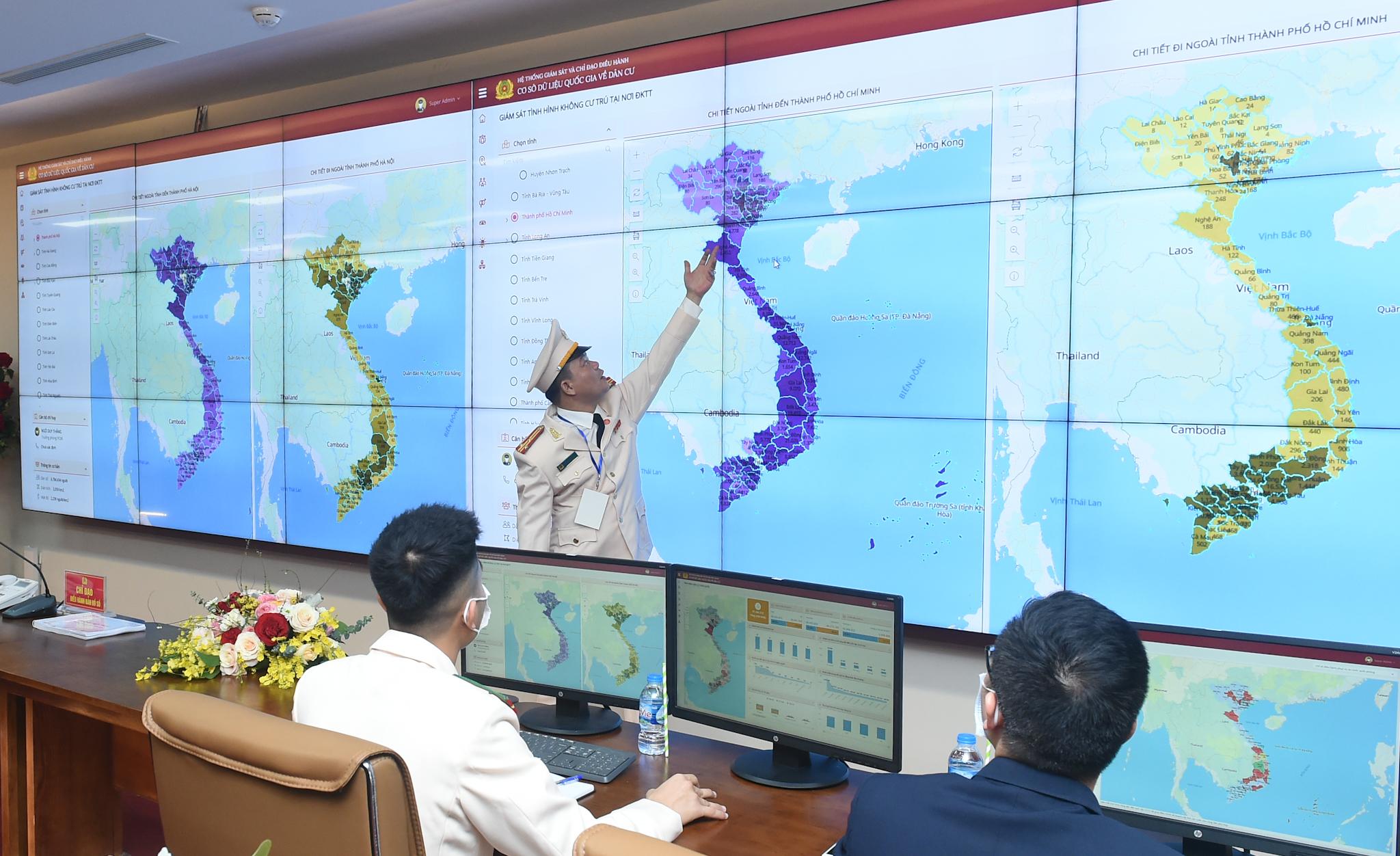 Thủ tướng dự khai trương 2 hệ thống CSDL phục vụ lợi ích cho mọi người dân 2
