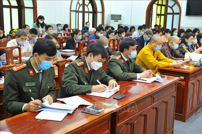 Các đại biểu tham dự hội nghị - Ảnh: Minh Đức/TTXVN