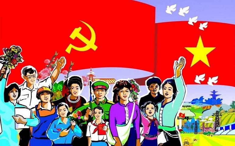 Đấu tranh với những thủ đoạn của chúng trước thềm Đại hội XIII của Đảng là việc làm hết sức quan trọng hiện nay - Ảnh: tuyengiao.vn