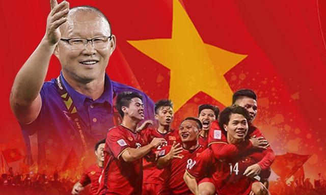 Đội tuyển Việt Nam sẽ thi đấu tập trung vòng loại World Cup 2022 tại UAE. Ảnh internet