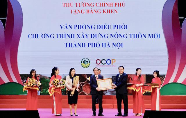 Các tập thể được nhận Bằng khen của Thủ tướng Chính phủ