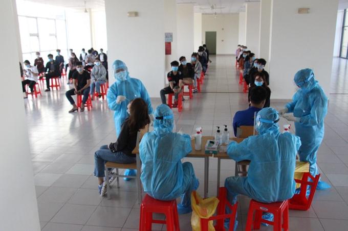 Tính từ 18h ngày 01/4 đến 6h ngày 2/4, Việt Nam không ghi nhận ca mắc mới COVID-19. (Ảnh minh họa. ảnh: TL)