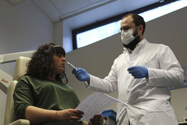 Ngày 3/4, Brazil và Pháp không ghi nhận ca mắc COVID-19 mới.