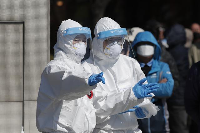 Hàn Quốc đang đứng trước nguy cơ bùng phát làn sóng lây nhiễm thứ tư. (Ảnh: AP)
