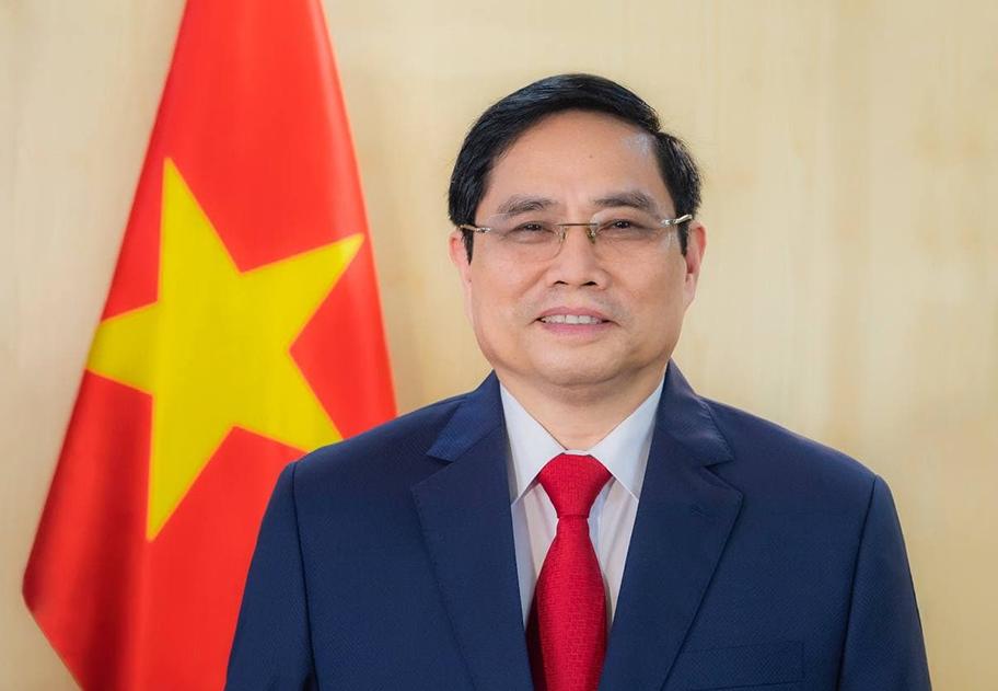 Tân Thủ tướng Chính phủ Phạm Minh Chính.