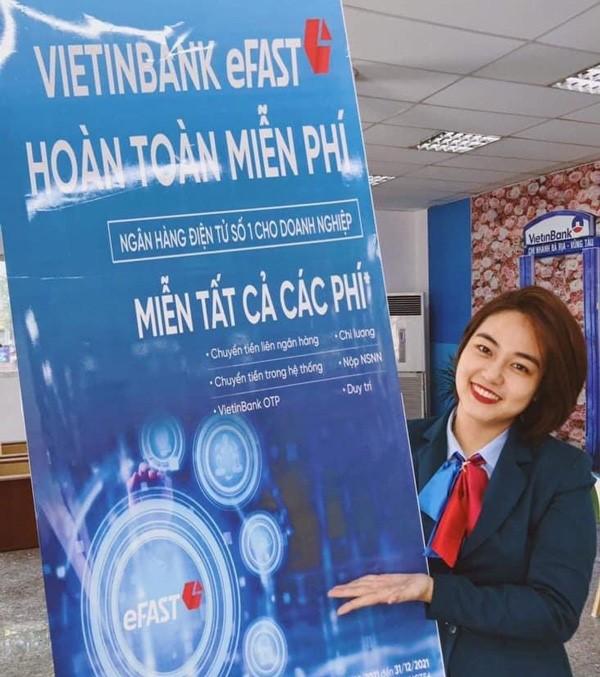 VietinBank cung cấp Hóa đơn điện tử cho Doanh nghiệp trên VietinBank eFAST hoàn toàn miễn phí