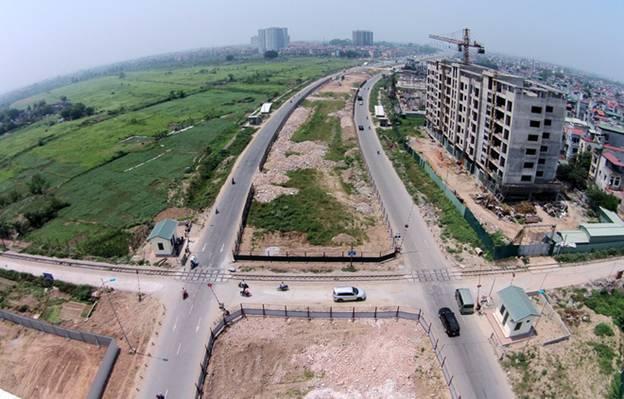 Hà Nội dự tính sẽ thu hơn 23,6 tỷ từ đấu giá quyền sử dụng đất với 446 dự án trong năm 2021 (Ảnh minh hoạ)