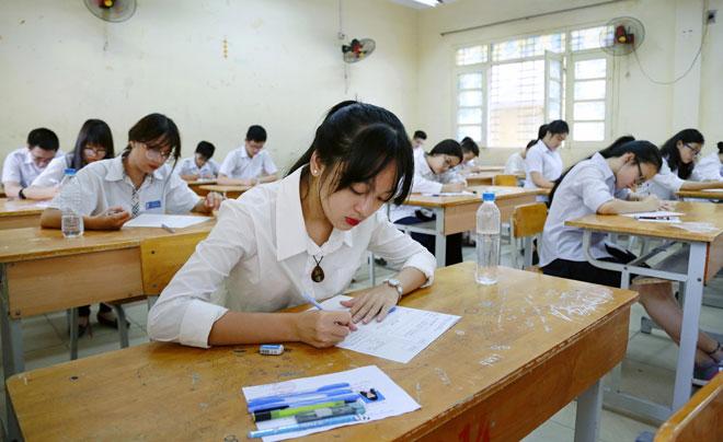 Hà Nội lùi lịch thi vào lớp 10 năm học 2021 - 2022 (Ảnh minh họa)