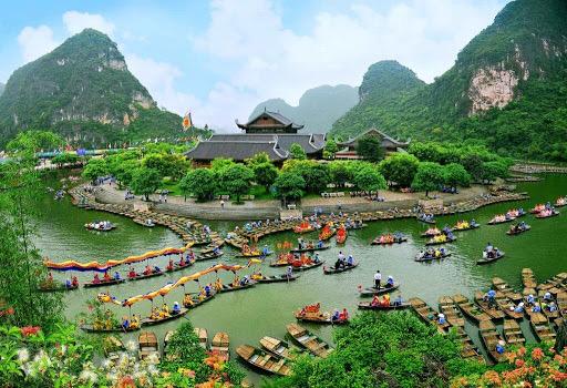 Tỉnh Ninh Bình tổ chức Lễ khai mạc Năm Du lịch quốc gia 2021 vào ngày 20/4.