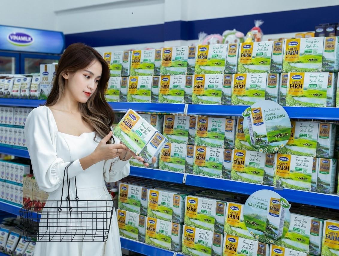 Sản phẩm hiện đã có mặt tại hệ thống cửa hàng Vinamilk Giấc mơ sữa Việt và kênh bán hàng trực tuyến của Vinamilk