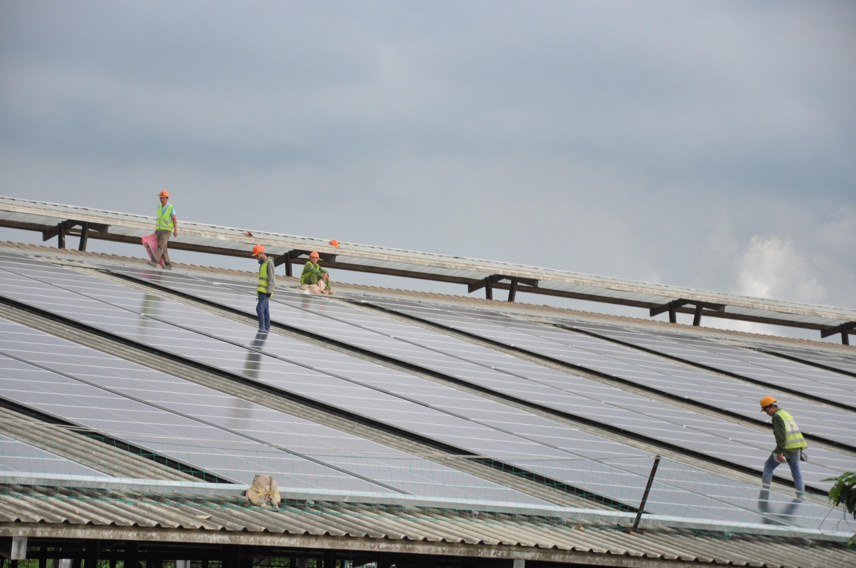 Phát triển bền vững, TH sản xuất điện từ mặt trời và bã mía 4