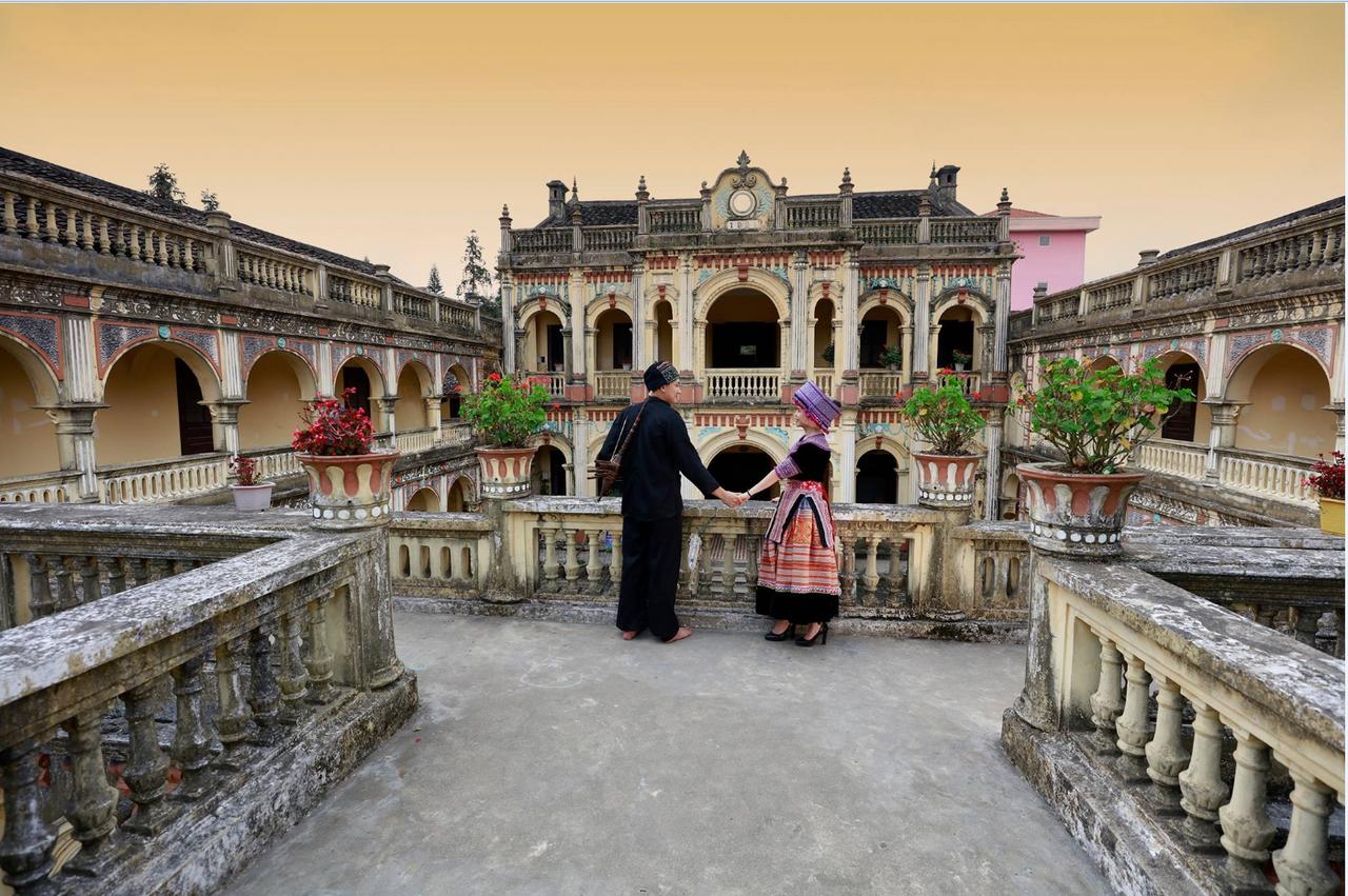 Vẻ đẹp cổ kính nhuốm màu thời gian của Dinh thự Hoàng A Tưởng (ảnh tư liệu)