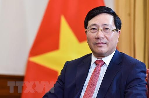 Phó Thủ tướng Phạm Bình Minh. Ảnh: TTXVN
