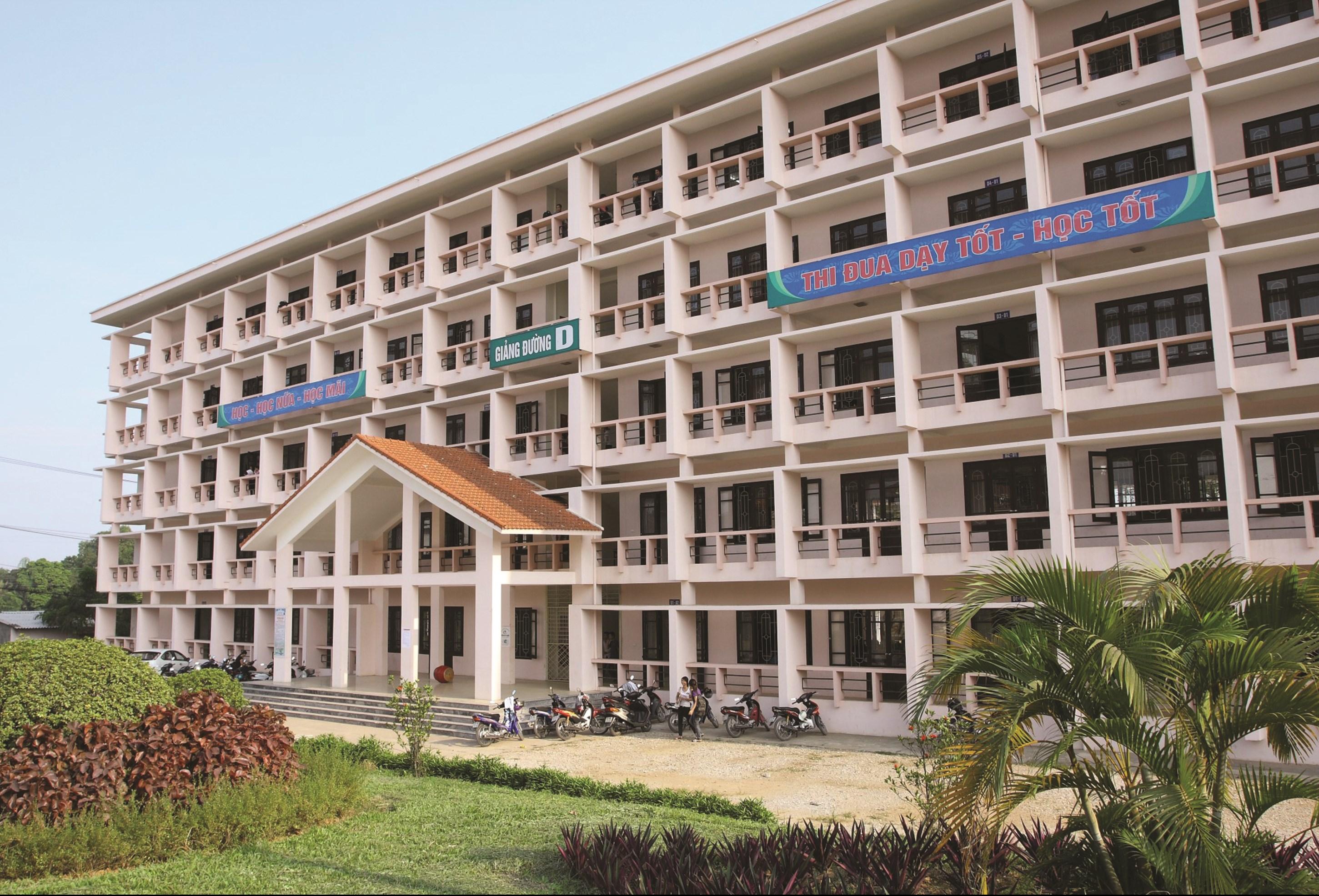 Trường Đại học Nông Lâm, Đại học Thái Nguyên hiện có gần 5.000 sinh viên trong đó có 60% sinh viên là người DTTS theo học.