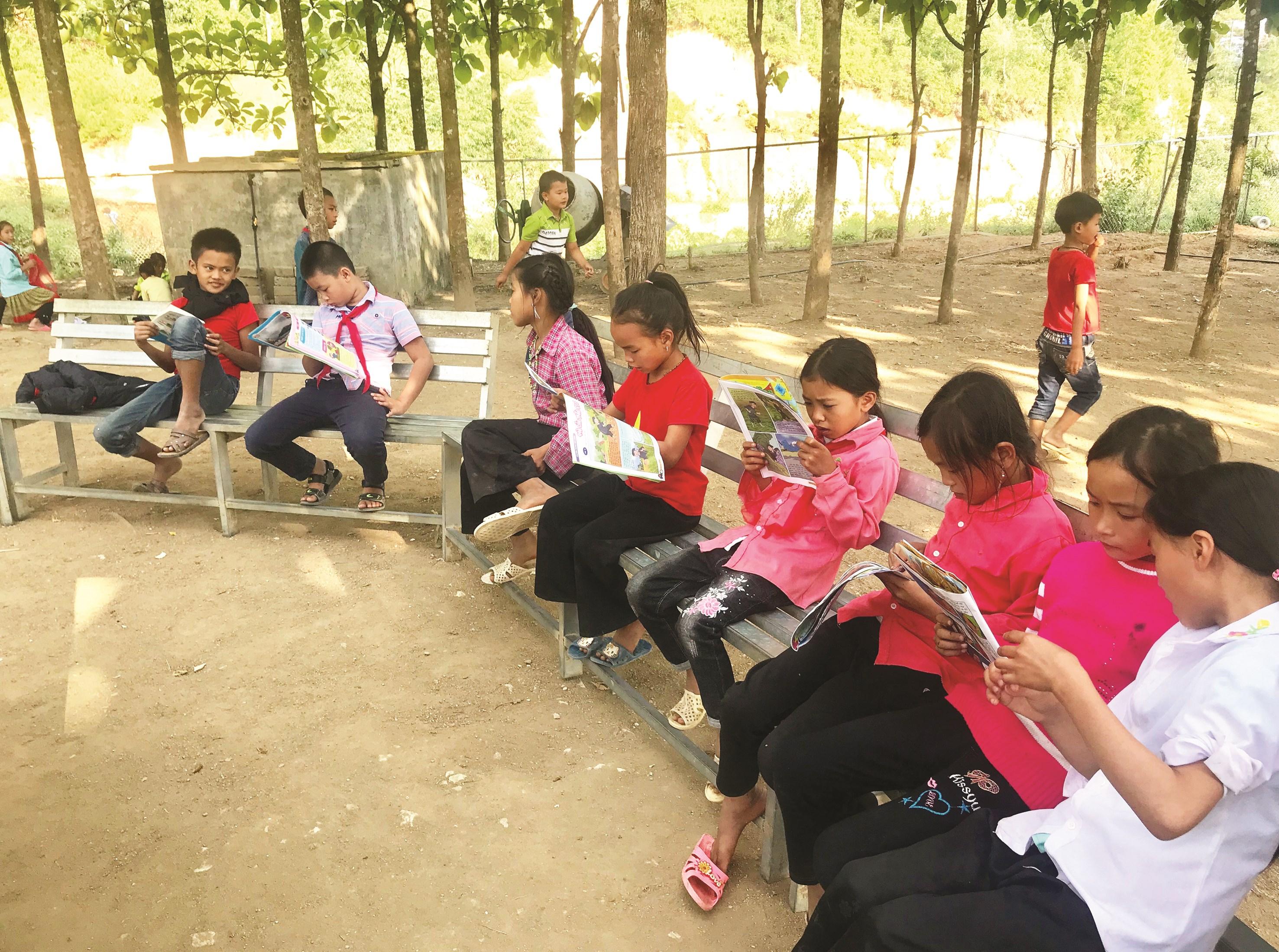 Nhiều chính sách giáo dục dân tộc được triển khai, đã góp phần nâng cao chất lượng giáo dục và đạo tạo vùng DTTS và miền núi.