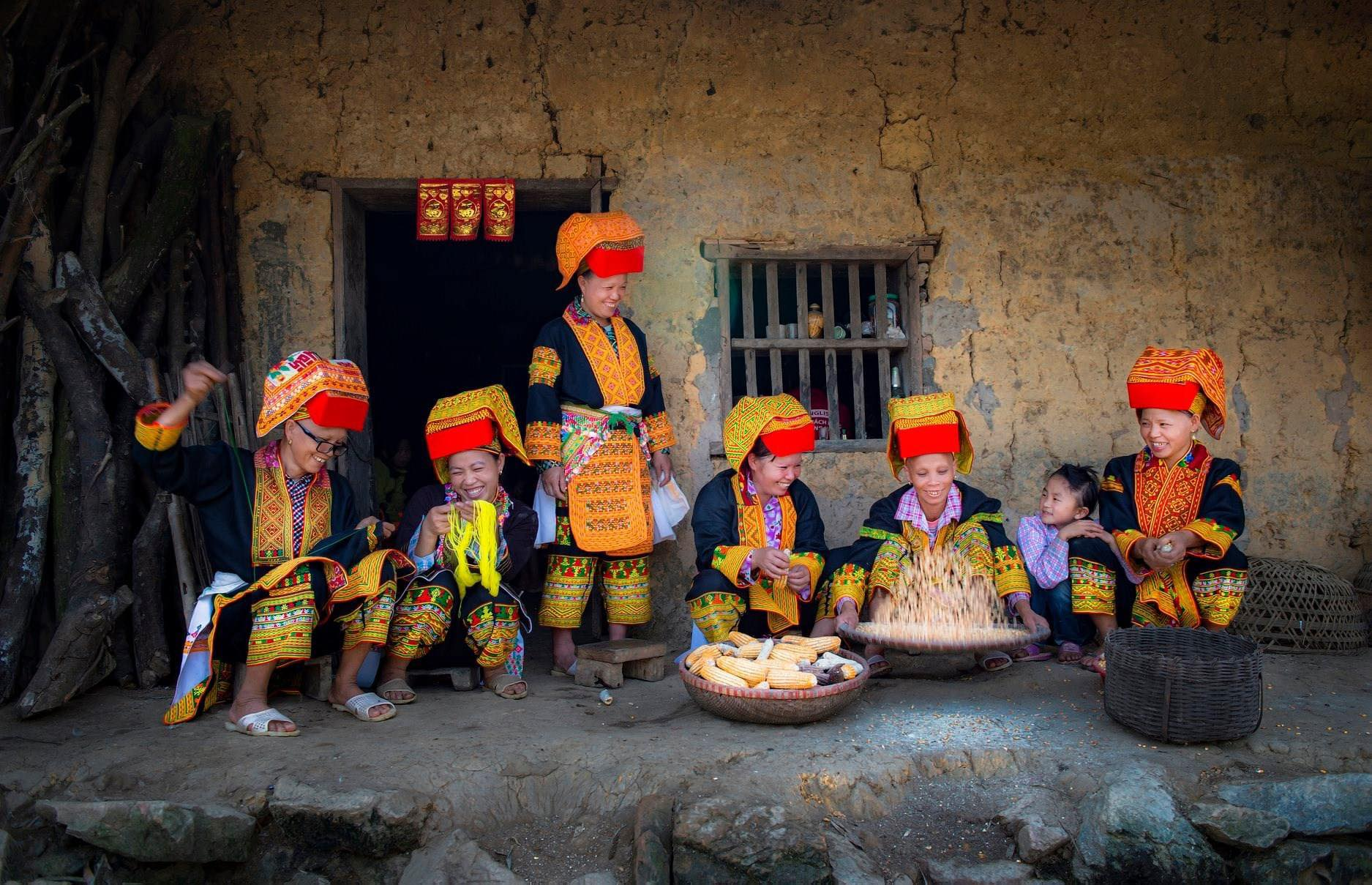 Ngày Tết truyền thống của người Dao Lô Gang ở Mẫu Sơn (Lạng Sơn).