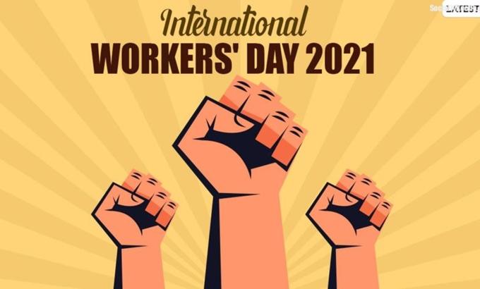 Năm 2021 đánh dấu 135 năm thế giới kỷ niệm Ngày Quốc tế Lao động. (Ảnh: sociallydrama.com)