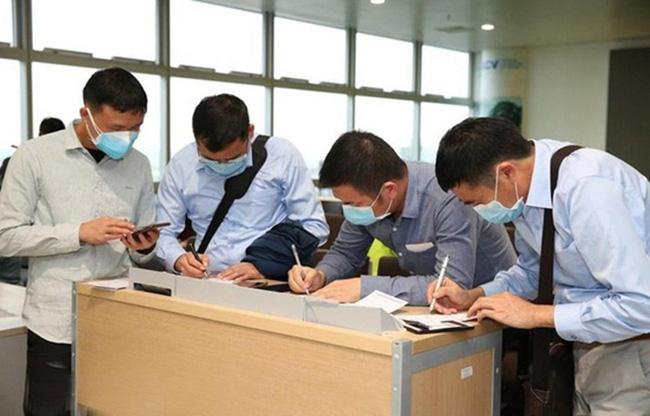 Sẽ xử phạt người trở lại Hà Nội sau 30/4 không khai báo y tế (Ảnh minh họa)