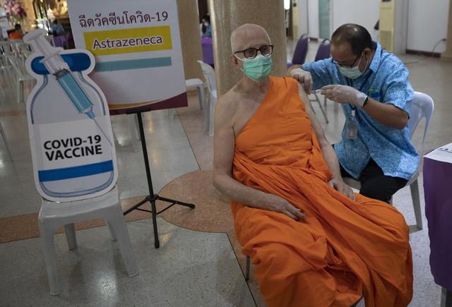 Thái Lan ghi nhận gần 2.000 ca mắc mới và 21 ca tử vong do COVID-19 trong ngày 2/5. (Ảnh: AP)