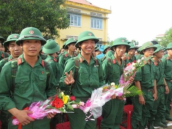 Thực hiện nghĩa vụ quân sự là bắt buộc, là một nghĩa vụ thiêng liêng để cống hiến cho tổ quốc.