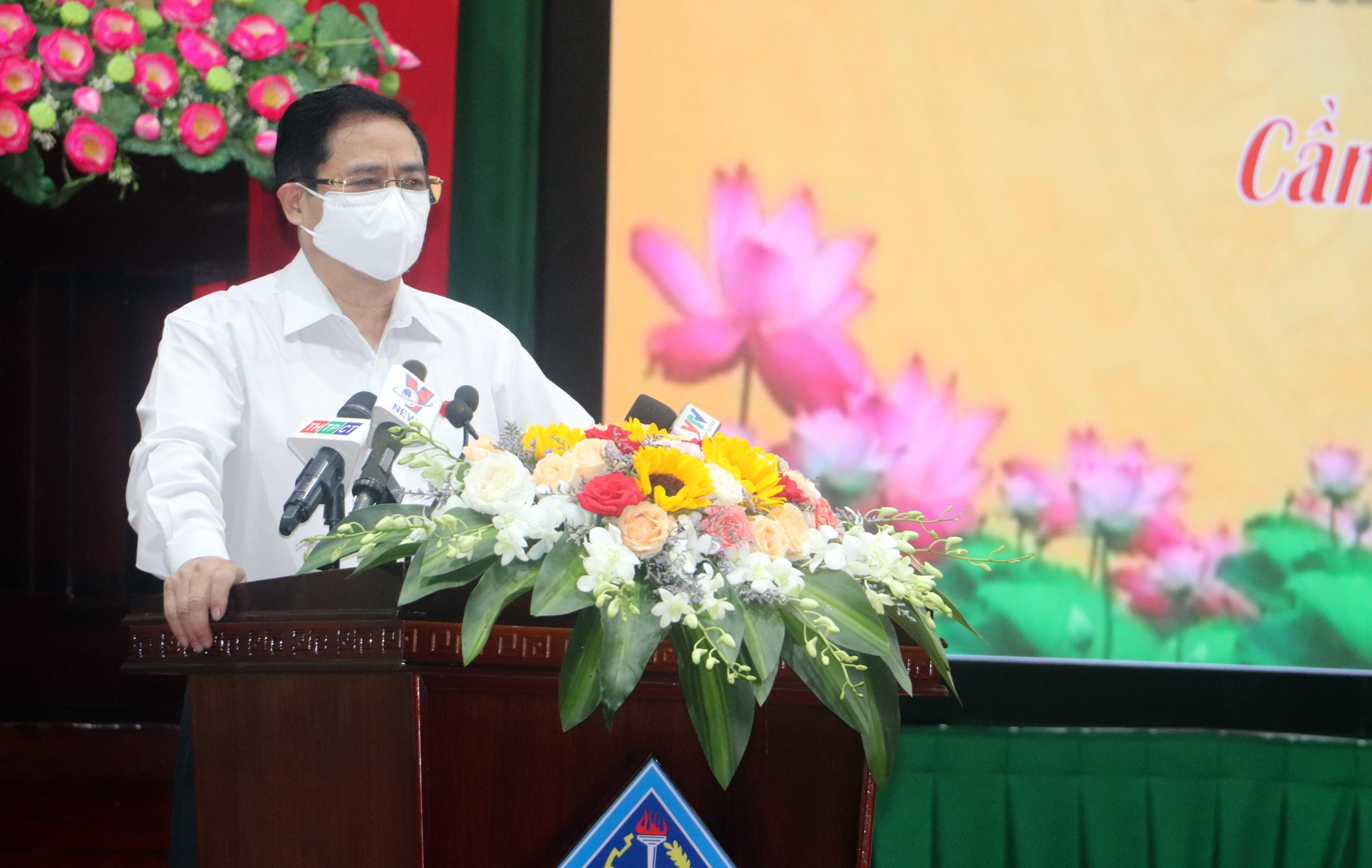 Thủ tướng Phạm Minh Chính phát biểu tại Hội nghị