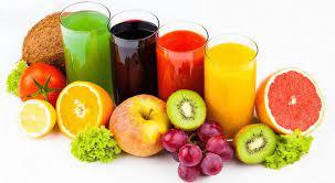 Sử dụng thêm các loại nước hoa quả giúp tăng sức đề kháng.