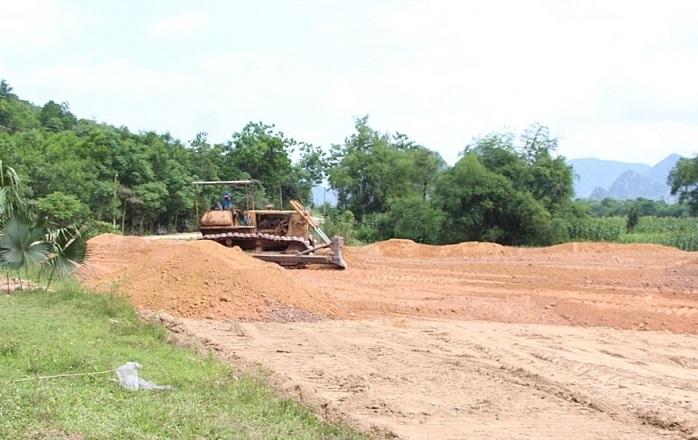 Để người dân ổn định cuộc sống sau lũ, Quảng Bình đang khẩn hoàn thiện các khu tái định cư trước mùa mưa lũ