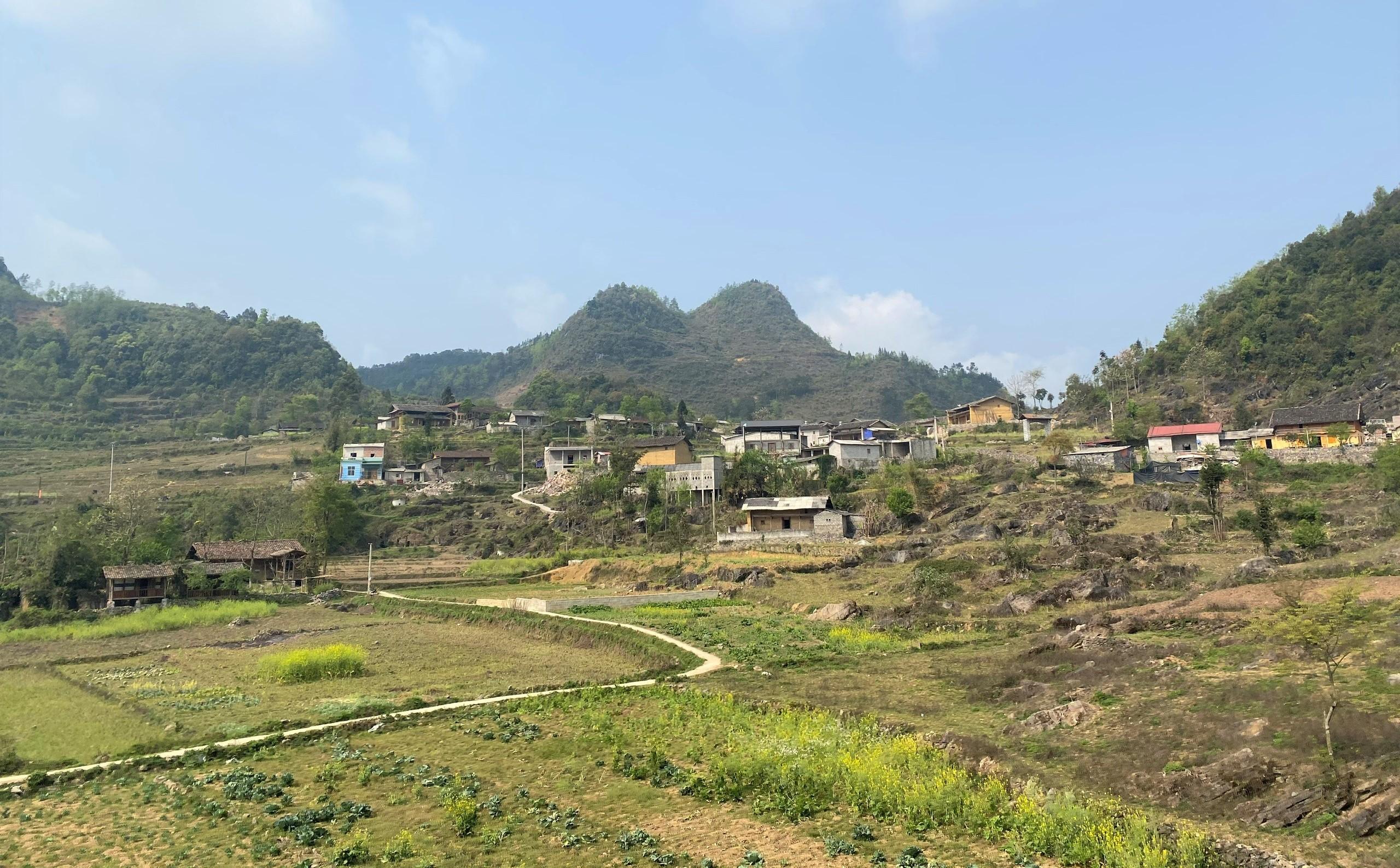 Người dân sống ở các điểm nguy cơ cao về sạt lở trên địa bàn tỉnh Hà Giang cơ bản được chuyển đến nơi ở mới an toàn