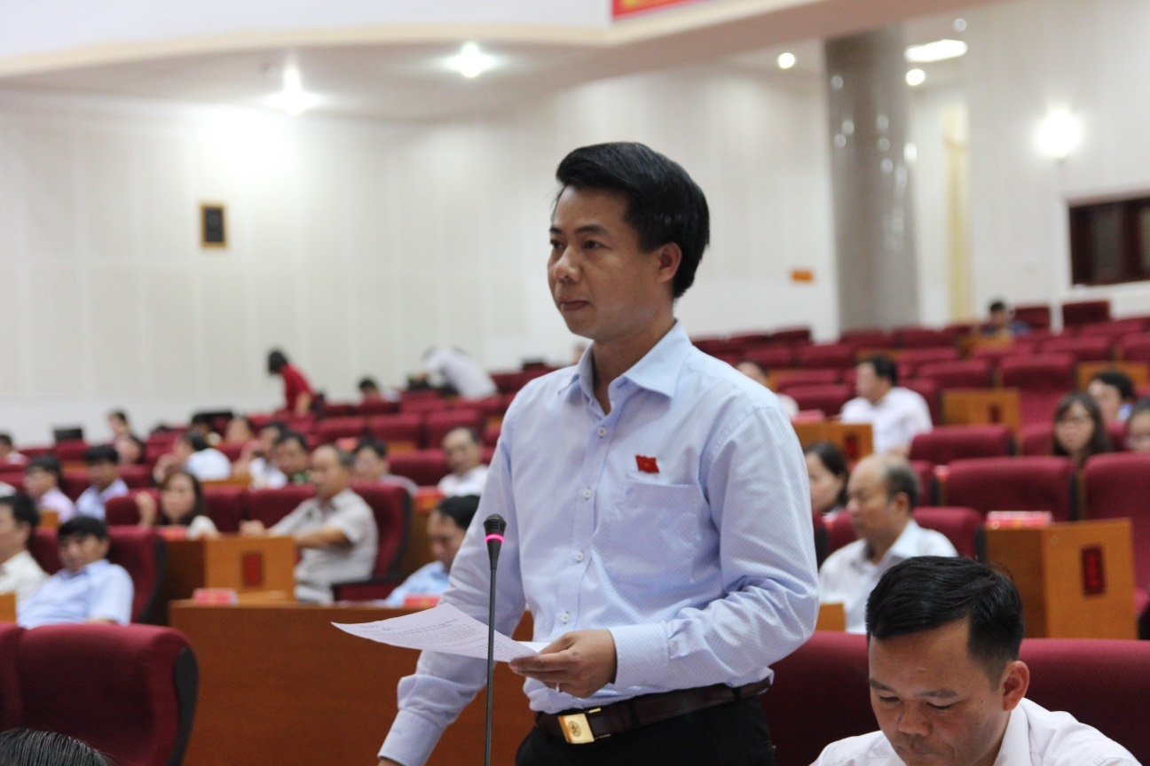Ứng cử viên Hoàng Quốc Khánh