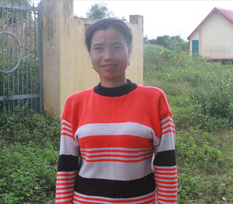 Chị H'Yok Niê