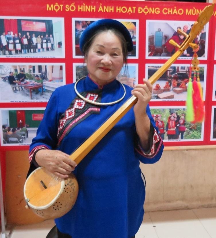 Bà Nguyễn Thị Bông