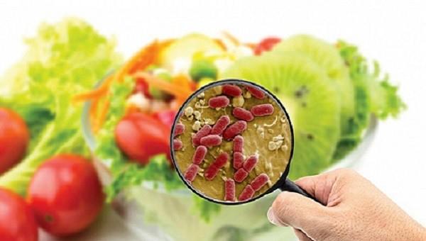 Mùa hè, vi khuẩn dễ sinh sôi phát triển trong thực phẩm gây ngộ độc.