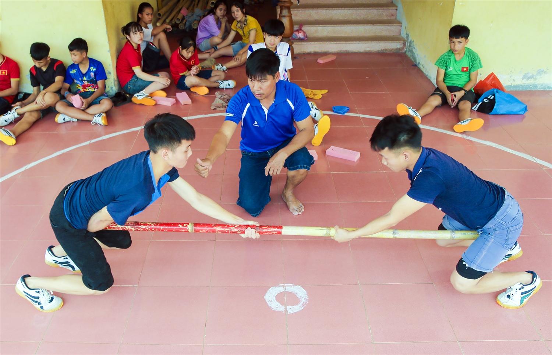 Bồi đắp tình yêu văn hóa truyền thống cho học sinh 4