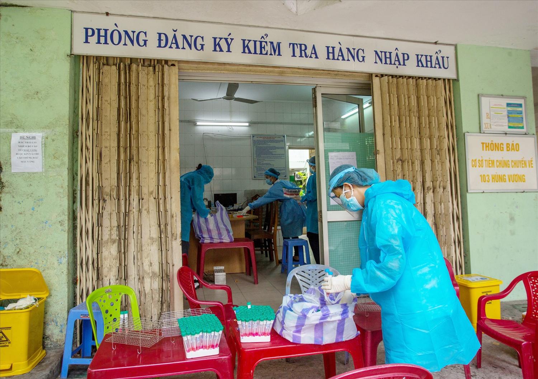 Với phương pháp lấy mẫu gộp, lấy mẫu đại diện cho hơn 80.000 hộ gia đình, CDC Đà Nẵng đã phát huy được sự nhanh chóng, hiệu quả