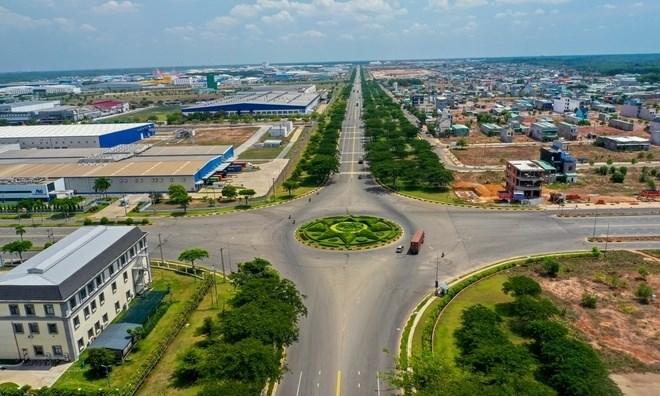 Các khu công nghiệp tại Việt Nam có lợi thế hơn trong việc thu hút FDI so với nhiều quốc gia trong khu vực nhờ giá thuê rẻ. Ảnh: Quỳnh Danh.