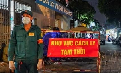 Giãn cách xã hội TPHCM; phong tỏa toàn bộ quận Gò Vấp; tạm dừng tuyển sinh lớp 10 1