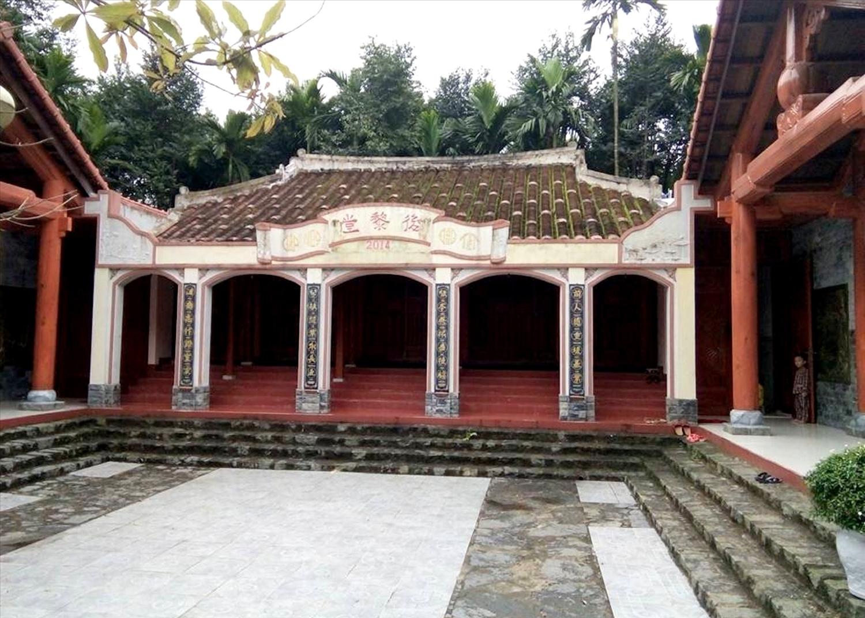Nhiều ngôi nhà cổ có tuổi đời hơn 150 năm vẫn được gìn giữ.