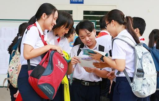 Học sinh tham gia kỳ thi tuyển sinh vào lớp 10 năm học 2020-2021. Ảnh minh hoạ/Báo Đồng Nai
