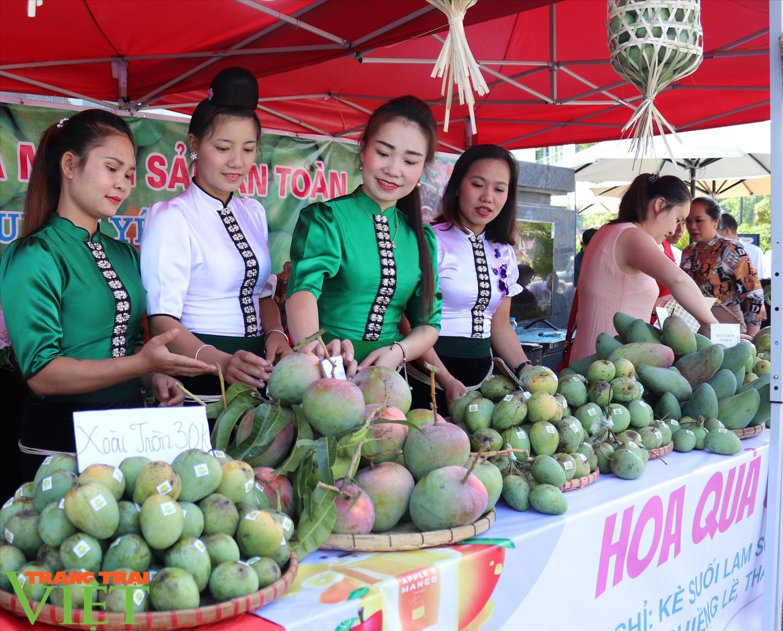 Tỉnh Sơn La giới thiệu, quảng bá các loại xoài đặc sản của địa phương